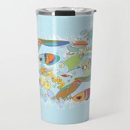 Open Water Madness 2 Travel Mug