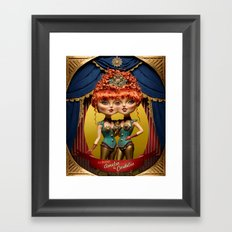 Amelia & Cordela Framed Art Print