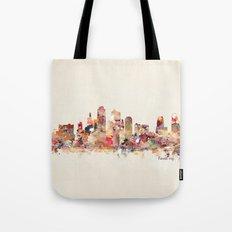 Kansas City Missouri Tote Bag