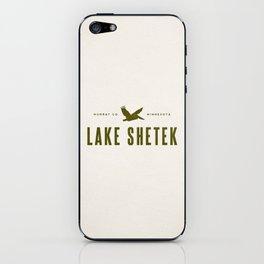 Lake Shetek iPhone Skin