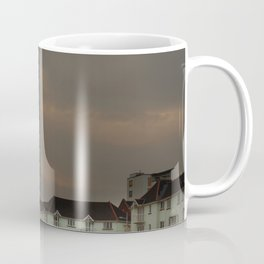 Meridian Tower Swansea Coffee Mug