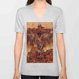 Material Jesus Unisex V-Neck
