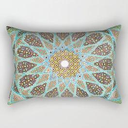Islamic Mosaic Tile 1 Rectangular Pillow