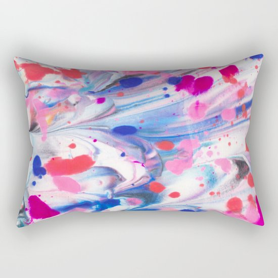 Day Tripper Rectangular Pillow