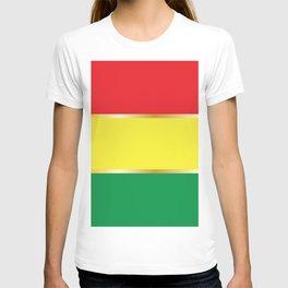 IRIE GOLD RASTA  T-shirt