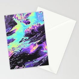 GHOST OF YOU Stationery Cards