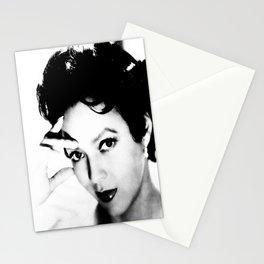 dorothy dandridge black & white photo Stationery Cards