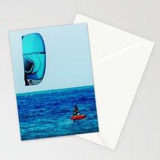 Kitesurfing Stationery Cards