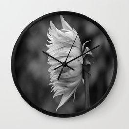 Scorching Love Wall Clock