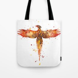 Fawkes Tote Bag