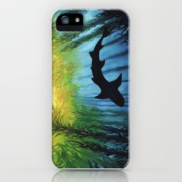 Kelp Forest II iPhone Case