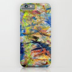 Untitled Abstract #2 iPhone 6s Slim Case