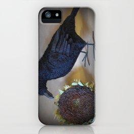 Corvid the Crow iPhone Case
