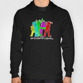 TPoH: Colourful Personality Hoody