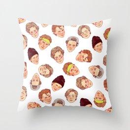 AN ABUNDANCE OF EVAKS Throw Pillow