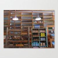 atlanta Canvas Prints featuring Atlanta by Kimberly Vogel Travel Photographer