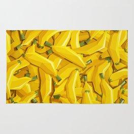 Too many bananas Rug