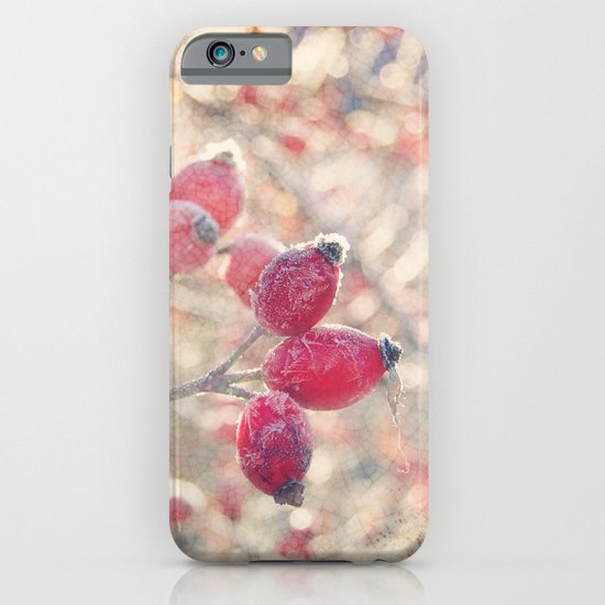 December morning iPhone & iPod Case