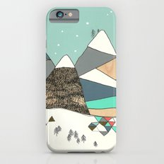 Winter wonderland iPhone 6s Slim Case