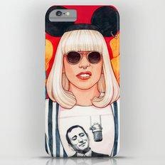 jazz art pop punk iPhone 6s Plus Slim Case