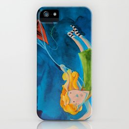 The wind iPhone Case