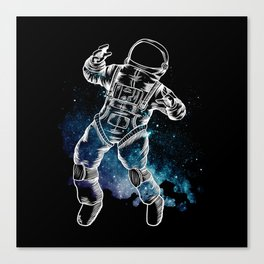 In Another Wonderful World Canvas Print