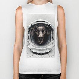Pluto Astro Dog Biker Tank