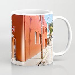 Colorful Bo-Kaap area of Cape Town Coffee Mug