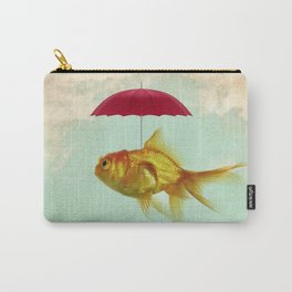 under cover goldfish 02 Carry-All Pouch
