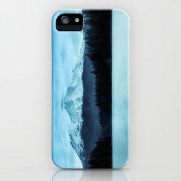 Mount Shasta Morning iPhone Case