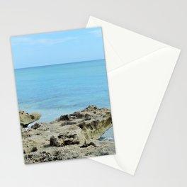 santa lucia beach Stationery Cards
