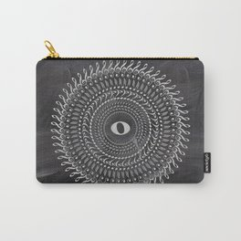 Music note mandala 2 (chalk) Carry-All Pouch