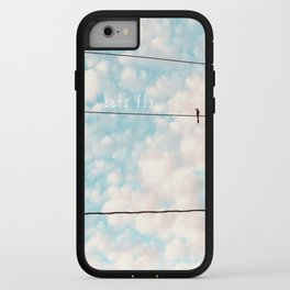 Lets Fly iPhone Case