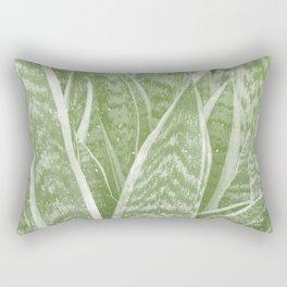Sanseveria Rectangular Pillow