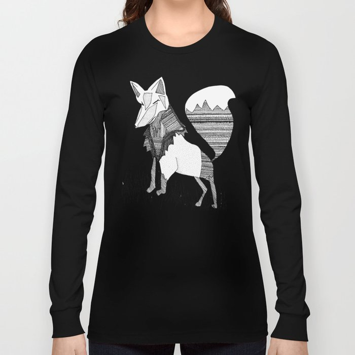 Feeling Foxy Long Sleeve T-shirt