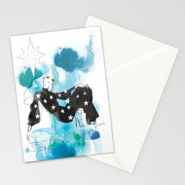 The Star Stationery Cards