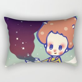 magic little star Rectangular Pillow