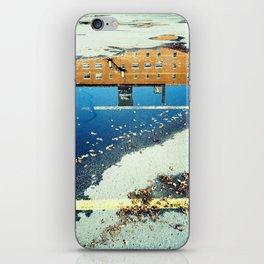 Cross the Line iPhone Skin