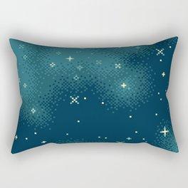 Northern Skies IV Rectangular Pillow