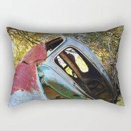 Natural Wreck Rectangular Pillow