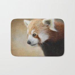 Red Panda Watching - Wildlife Bath Mat