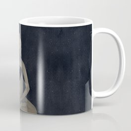 empty heart Coffee Mug