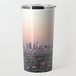 Los Angeles Sunset Travel Mug