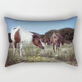 ponies Rectangular Pillow