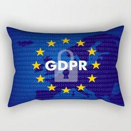 General Data Protection Regulation Rectangular Pillow