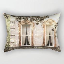 Savannah Window Decadence Rectangular Pillow