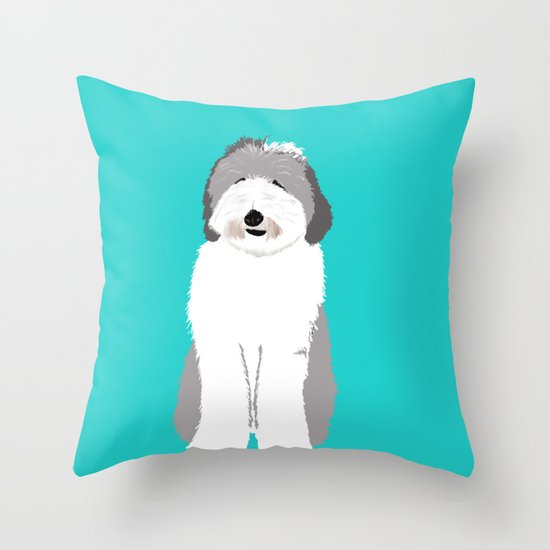 Lucy The Sheepadoodle by melindatodd