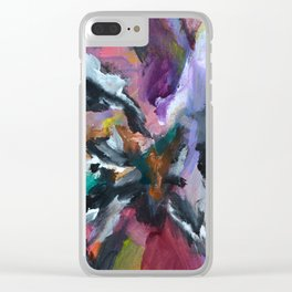 untitled z Clear iPhone Case