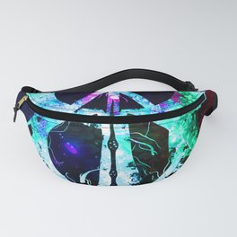 Art Of Triangle Swing Fanny Pack