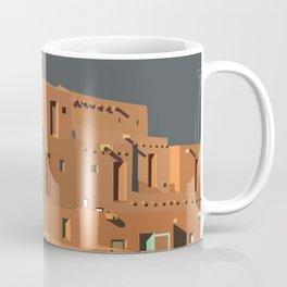 Mexico Taos Pueblo Coffee Mug